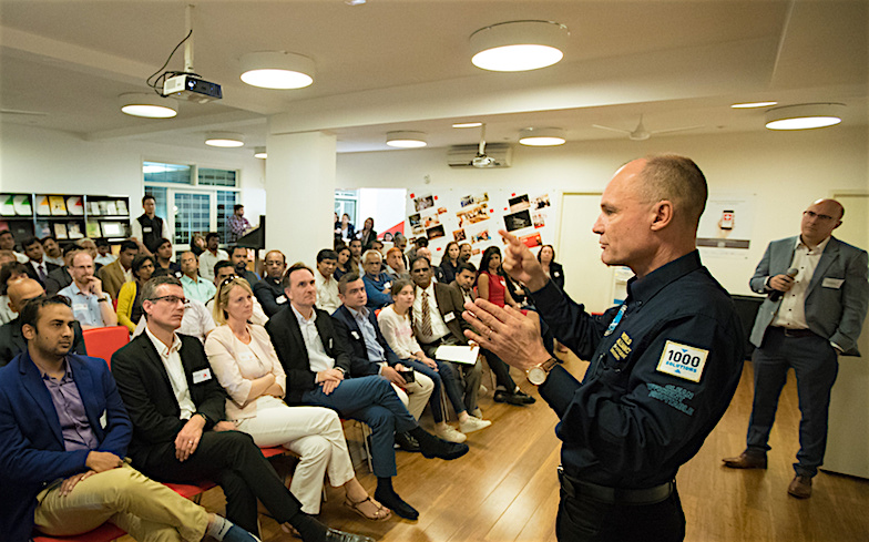 swissnex india event with bertrand piccard of solar impulse