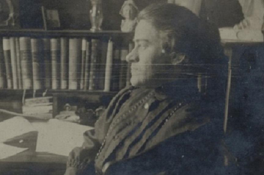 Anna Tumarkin portrait